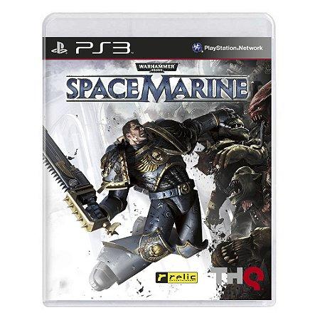Jogo Warhammer 40000: Space Marine - PS3