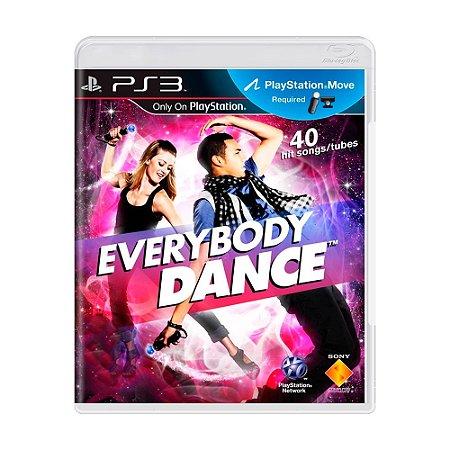 Jogo Everybody Dance - PS3
