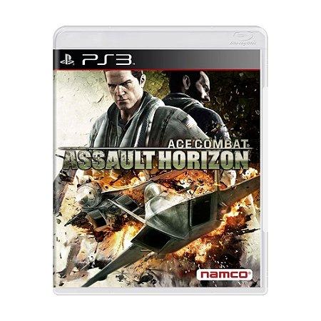Jogo Ace Combat: Assault Horizon - PS3