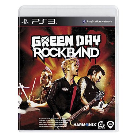 Jogo Green Day: Rock Band - PS3