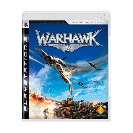Jogo Warhawk - PS3
