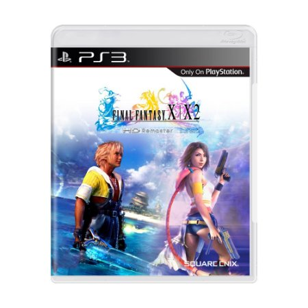 Jogo Final Fantasy X / X2: HD Remaster - PS3