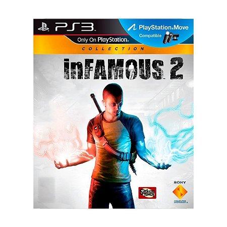 Jogo Infamous 2 - PS3 (Capa Dura)