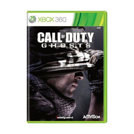 Jogo Call of Duty: Ghosts - Xbox 360