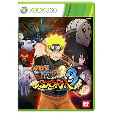 Jogo Naruto Shippuden: Ultimate Ninja Storm 3 - Xbox 360