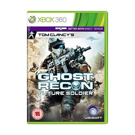 Jogo Tom Clancy's Ghost Recon: Future Soldier - Xbox 360