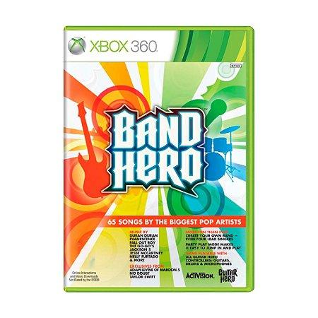 Jogo Band Hero - Xbox 360
