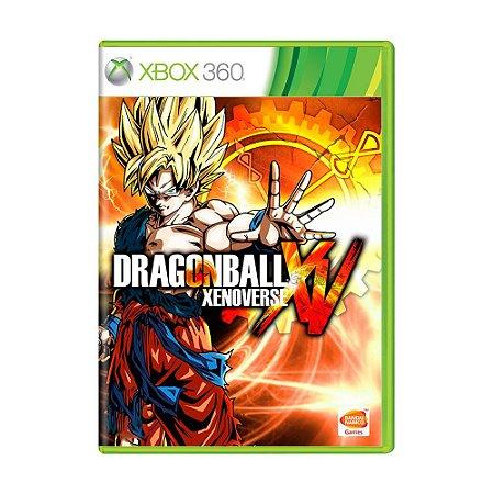 Jogo Dragon Ball XV: Xenoverse - Xbox 360