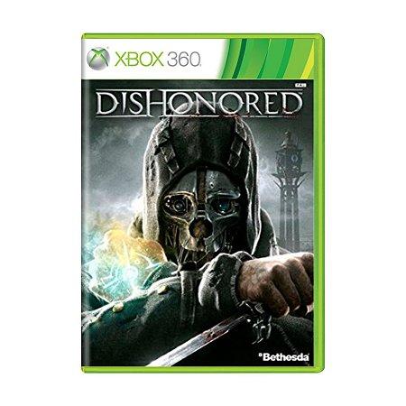 Jogo Dishonored - Xbox 360