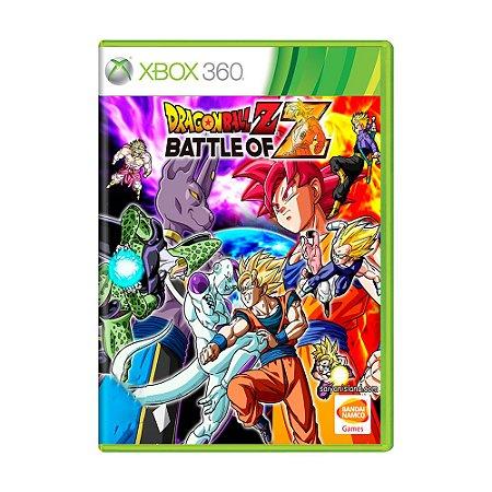 Jogo Dragon Ball Battle of Z - Xbox 360