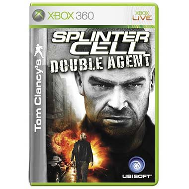 Jogo Tom Clancy's Splinter Cell: Double Agent - Xbox 360