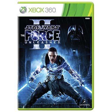 Jogo Star Wars: The Force Unleashed II - Xbox 360
