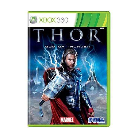 Jogo Thor: God of Thunder - Xbox 360