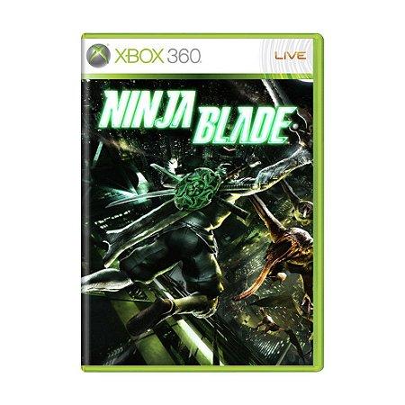 Jogo Ninja Blade - Xbox 360