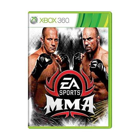 Jogo EA Sports MMA - Xbox 360