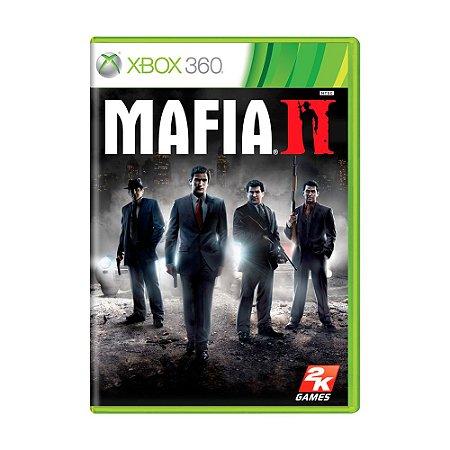 Jogo Mafia II - Xbox 360