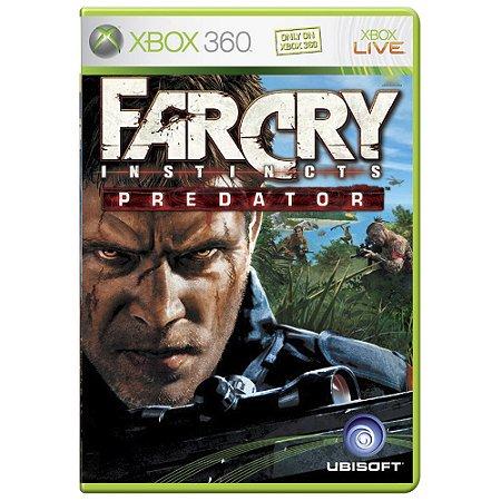 Jogo Far Cry Instincts Predator - Xbox 360