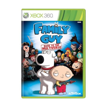 Jogo Family Guy: Back To The Multiverse - Xbox 360