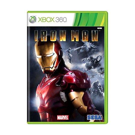 Jogo Iron Man - Xbox 360