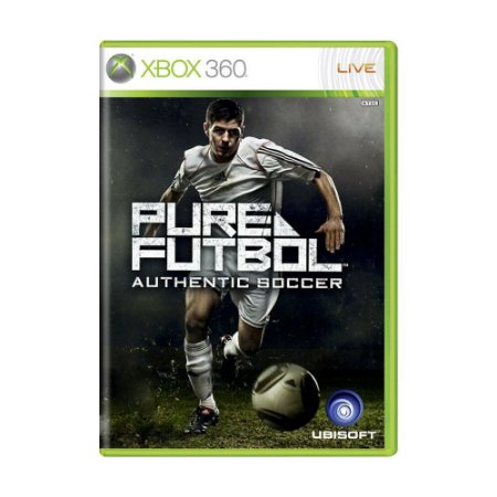 Jogo Pure Futbol Authentic Soccer - Xbox 360