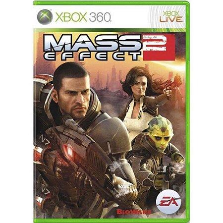 Jogo Mass Efect 2 - Xbox 360
