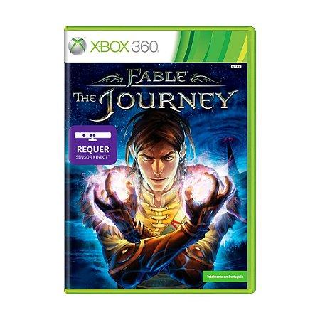 Jogo Fable The Journey - Xbox 360