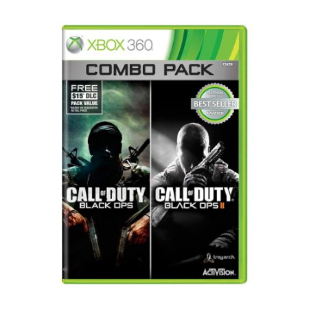 Jogo Call Of Duty: Black Ops (Combo Pack) - Xbox 360