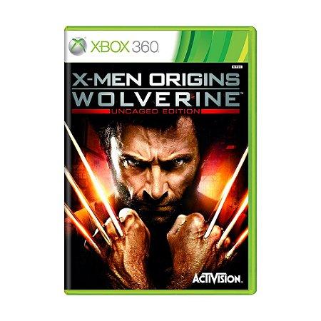 Jogo X-Men Origins: Wolverine - Xbox 360