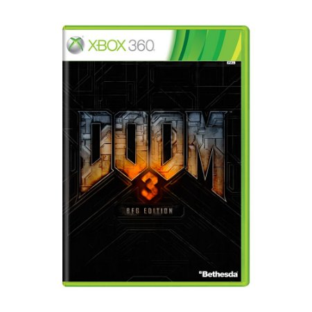 Jogo Doom 3 - Xbox 360