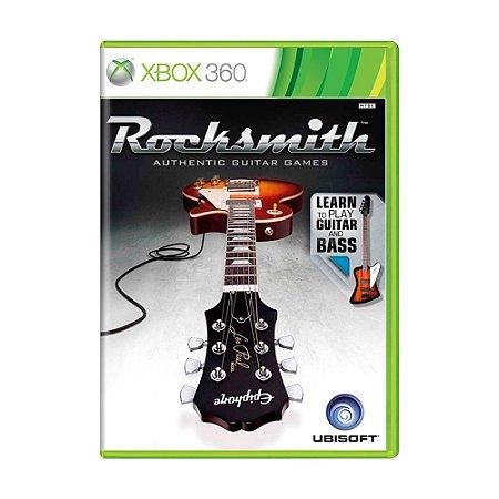 Jogo Rocksmith - Xbox 360