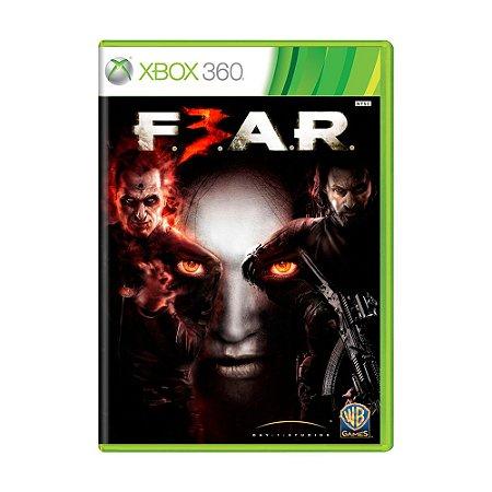 Jogo F.E.A.R. 3 - Xbox 360 [Europeu]