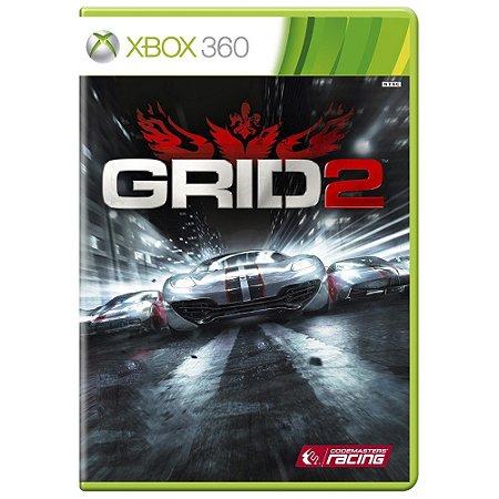 Jogo Grid 2 - Xbox 360