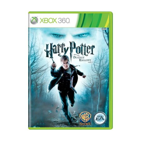 Jogo Harry Potter And The Deathly Hallows Part 1 - Xbox 360