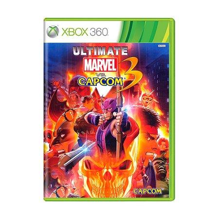 Jogo Ultimate Marvel Vs. Capcom 3 - Xbox 360