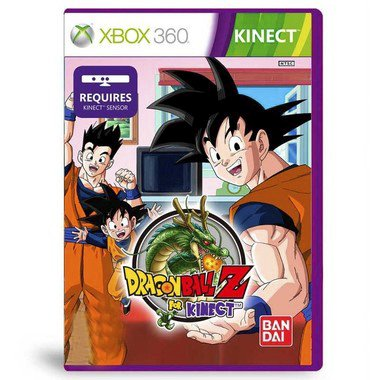 Jogo Dragon Ball Z for Kinect - Xbox 360