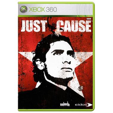 Jogo Just Cause - Xbox 360