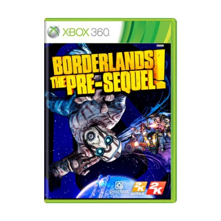 Jogo Borderlands The Pre-Sequel - Xbox 360