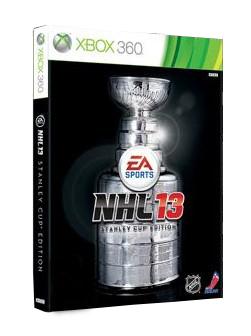 Jogo NHL 13 (SteelCase) - Xbox 360