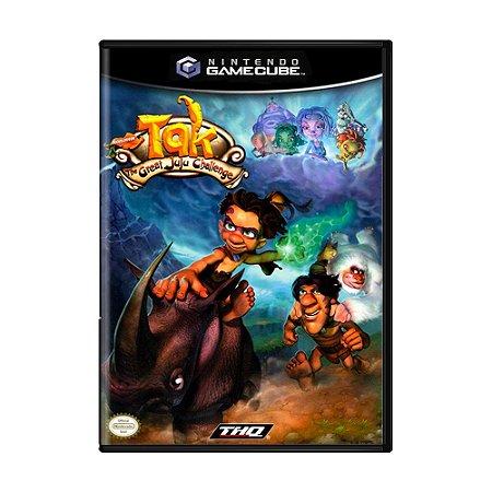 Jogo Tak: The Great Juju Challenge - GC - GameCube