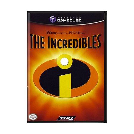 Jogo The Incredibles - GameCube