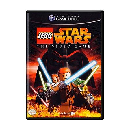 Jogo LEGO Star Wars: The Video Game - GC - GameCube