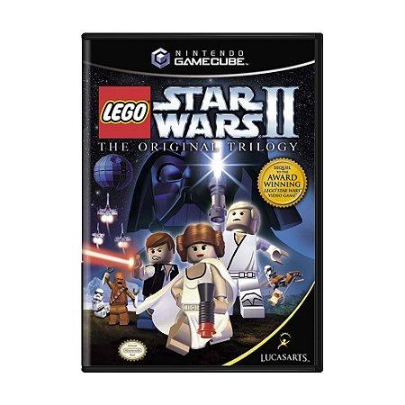 Jogo LEGO Star Wars II: The Original Trilogy - GameCube