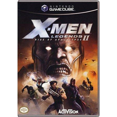 Jogo X-Men Legends II: Rise of Apocalypse - GC