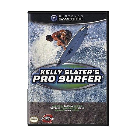 Jogo Kelly Slater's Pro Surfer - GameCube