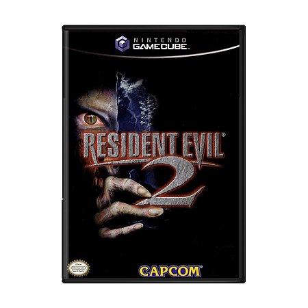 Jogo Resident Evil 2 - GC - GameCube