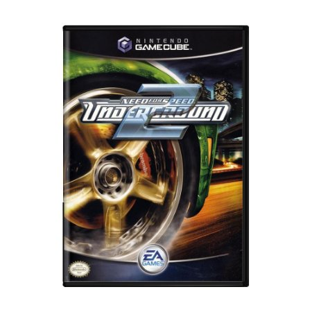 Jogo Need for Speed Underground 2 - GC - GameCube