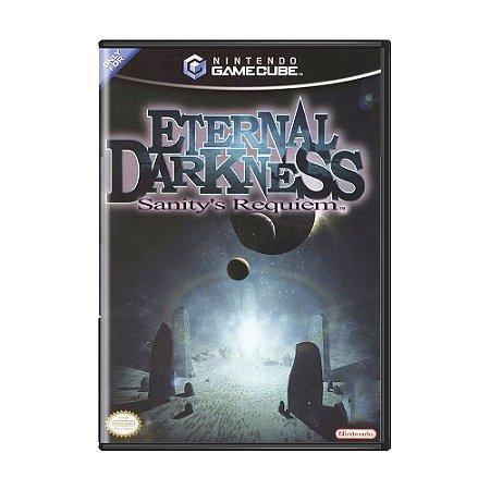Jogo Eternal Darkness: Sanity's Requiem - GC - GameCube