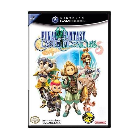 Jogo Final Fantasy: Crystal Chronicles - GameCube
