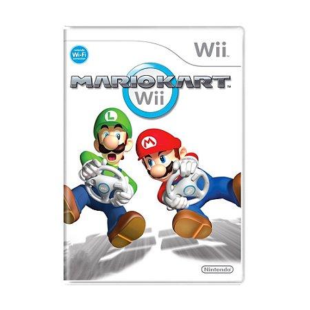 Jogo Mario Kart Wii - Wii