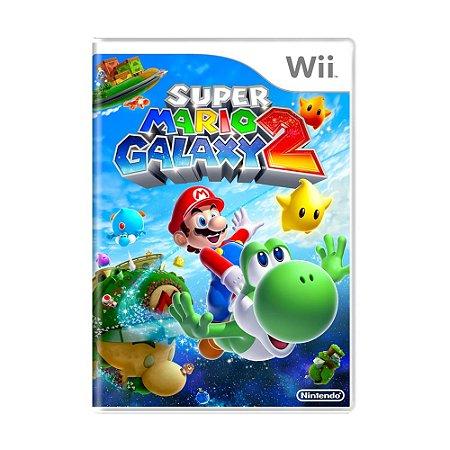 Jogo Super Mario Galaxy 2 - Wii